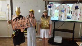 Turniej Mitologiczny dla klas 5